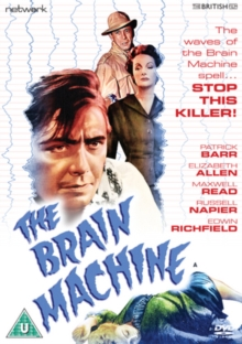 The Brain Machine, DVD DVD