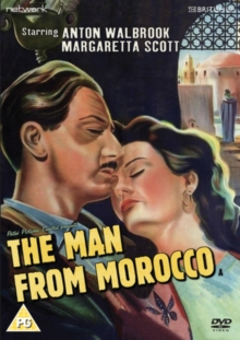 The Man from Morocco, DVD DVD