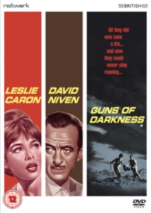 Guns of Darkness, DVD  DVD