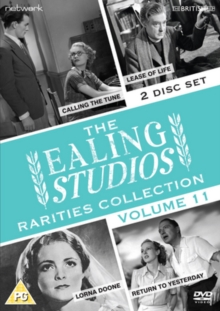 Ealing Studios Rarities Collection: Volume 11, DVD  DVD