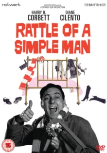 Rattle of a Simple Man, DVD  DVD