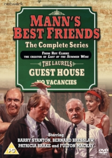Mann's Best Friends: The Complete Series, DVD  DVD