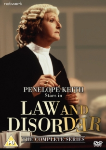 Law and Disorder: The Complete Series, DVD  DVD
