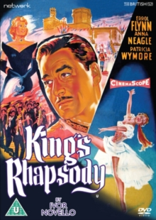 King's Rhapsody, DVD  DVD