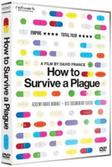 How to Survive a Plague, DVD  DVD