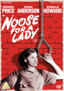 Noose for a Lady, DVD  DVD