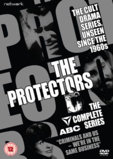 The Protectors: The Complete Series, DVD DVD