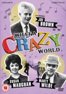 What a Crazy World, DVD  DVD