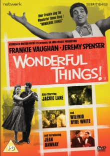 Wonderful Things, DVD  DVD