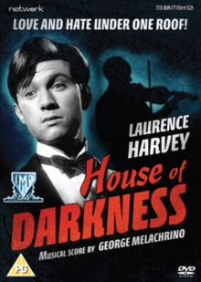 House of Darkness, DVD  DVD