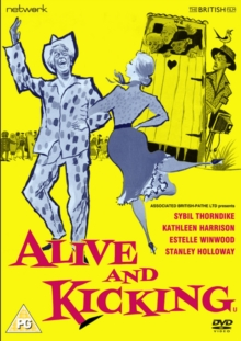 Alive and Kicking, DVD  DVD