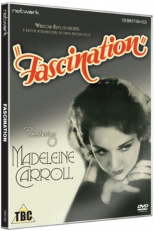 Fascination, DVD  DVD