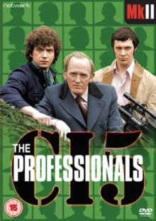 The Professionals: MkII, DVD DVD