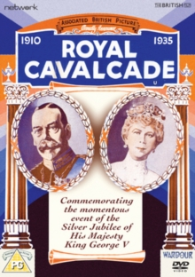 Royal Cavalcade, DVD  DVD