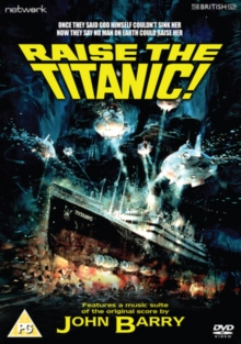 Raise the Titanic, DVD  DVD