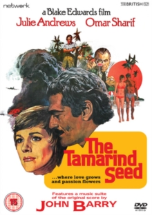 The Tamarind Seed, DVD DVD