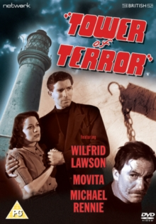 The Tower of Terror, DVD DVD