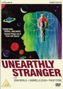 The Unearthly Stranger, DVD DVD