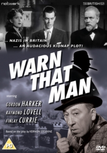 Warn That Man, DVD  DVD