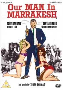 Our Man in Marrakesh, DVD  DVD