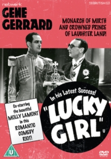 Lucky Girl, DVD  DVD