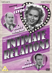Intimate Relations, DVD  DVD