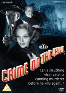Crime On the Hill, DVD  DVD