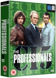 The Professionals: MkIII, DVD DVD