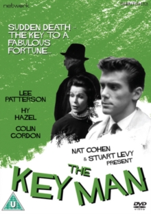 The Key Man, DVD DVD