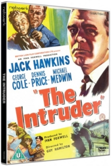 The Intruder, DVD DVD
