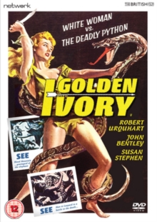 Golden Ivory, DVD  DVD