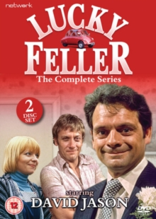 Lucky Feller: The Complete Series, DVD  DVD