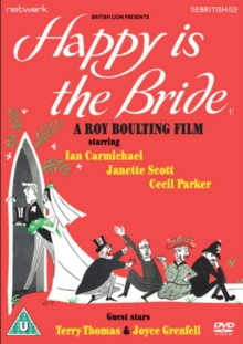 Happy Is the Bride, DVD  DVD