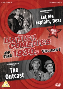 British Comedies of the 1930s: Volume 1, DVD  DVD