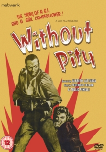 Without Pity, DVD  DVD