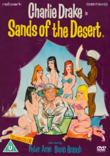 Sands of the Desert, DVD  DVD
