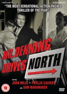 Mr. Denning Drives North, DVD  DVD
