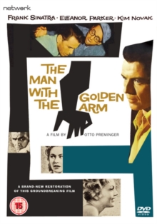 The Man With the Golden Arm, DVD DVD