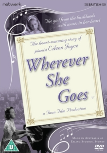 Wherever She Goes, DVD  DVD
