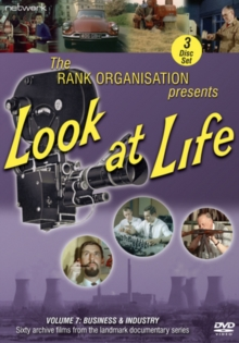 Look at Life: Volume 7 - Business and Industry, DVD  DVD