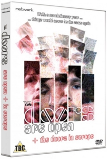 The Doors Are Open/The Doors in Europe, DVD DVD