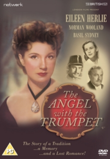 The Angel With the Trumpet, DVD DVD