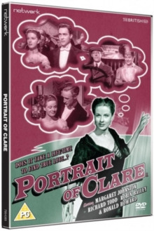 Portrait of Clare, DVD  DVD