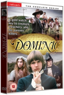 Dominic: The Complete Series, DVD  DVD
