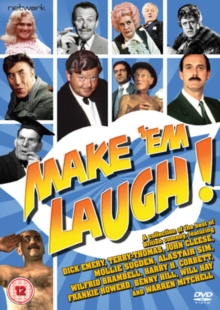 Make 'Em Laugh: The Complete Series, DVD  DVD
