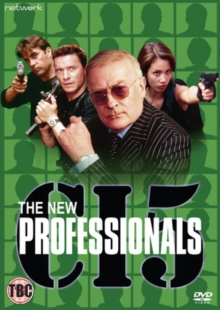 CI5: The New Professionals, DVD DVD