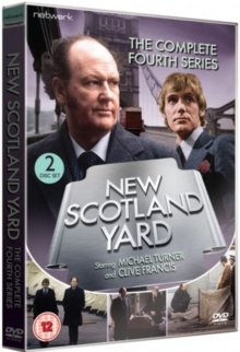New Scotland Yard: The Complete Fourth Series, DVD DVD