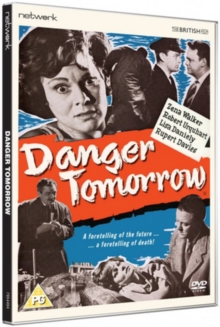 Danger Tomorrow, DVD DVD