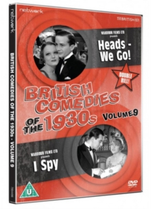 British Comedies of the 1930s: Volume 9, DVD DVD