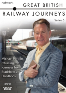 Great British Railway Journeys: Series 6, DVD DVD